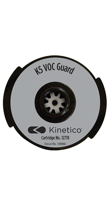 K5 VOC Guard Filter Replacement